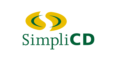 SimpliCD Application Logo